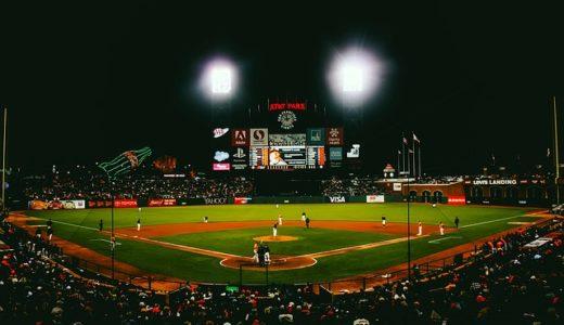 ランナー2塁の時の外野手の守備位置と打球別の動き方は?